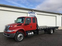 100 Wisconsin Sport Trucks New 2019 International MV STANDARD NA In Waterford 21547W Lynch
