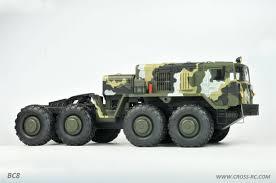 100 Rc Scale Trucks CrossRC BC8 Mammoth 112 8x8 Off Road Military Truck Kit