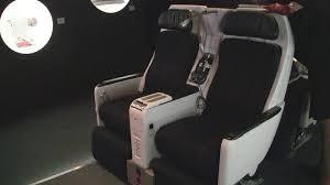 air siege plus air premium economy seating