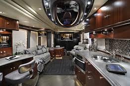 Motorhomes Are Luxury Retirement On Wheels