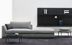 canapé b b italia modular sofa contemporary leather fabric richard b b italia