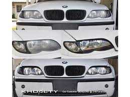 bmw e46 headlight lens replacement for bmw e46 99 06 3 series by