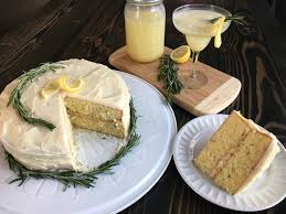 ICC Lemon Rosemary Cake And Martini Well Dined
