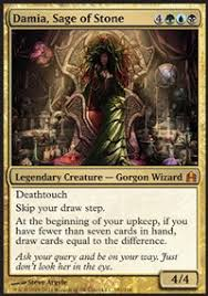 Mill Deck Mtg Standard 2014 by Stacks Damia Mill Range 2014 By Cassidy Silver Magic The