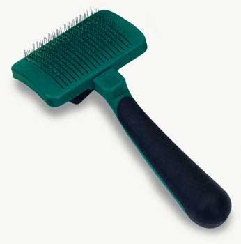 Safari Pet Safari Self-Cleaning Slicker Brush - Small