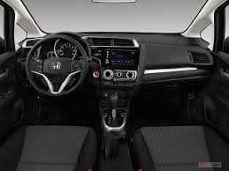2018 Honda Fit Dashboard