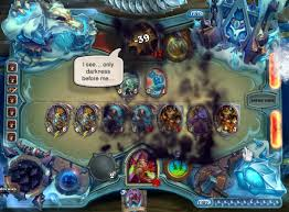 Paladin Hearthstone Deck Lich King by There Must Always Be A Mill Rogue Milling The Lich King Hearthstone
