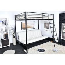 lit mezzanine 2 places avec canape lit mezzanine avec banquette