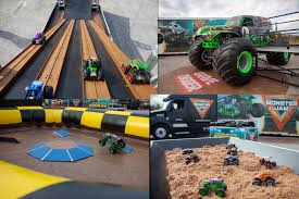 100 Monster Jam Toy Truck Videos Play