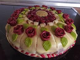 marzipan kirsch torte