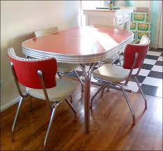 My New Retro Atomic 50s Dinette Set