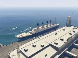 titanic low quality gta5 mods com