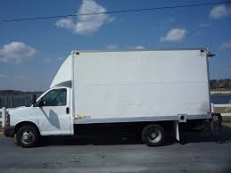 USED 2008 CHEVROLET G3500 CUTAWAY BOX VAN TRUCK FOR SALE IN IN NEW ...