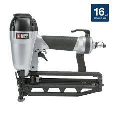 Home Depot Husky Floor Nailer by Porter Cable Pneumatic 16 Gauge 2 1 2 In Nailer Kit Fn250c The