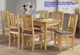 4 stühle kiefer massiv gelaugt geölt oder natur lackiert modell halmstad