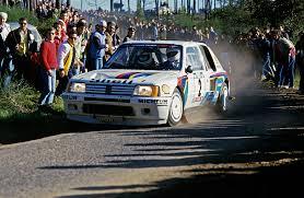 For Sale 1984 Peugeot 205 Turbo 16 Evolution 1 Group B