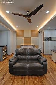 z l construction singapore haiku ceiling fan in bamboo finish