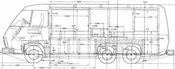 GMC Dimensional Drawings