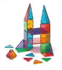 Picasso Magnetic Tiles Vs Magna Tiles by Magna Tiles Australia 32 48 And 100 Piece Sets Kidzinc Toy Shop