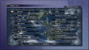 Ffx Light Curtain Bribe by How To Get All The Monster Arena Fiends And Their Rewards In Final
