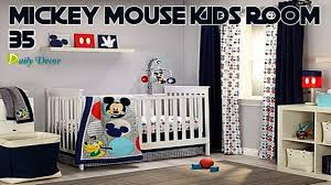 Mickey Mouse Bedroom Ideas by Daily Decor 25 Mickey Mouse Kids Room Decor Ideas You U0027ll Love