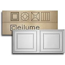 10 pc ceilume stratford ultra thin feather light 2x2