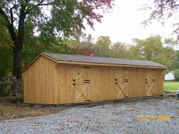 Fox Run Storage Sheds L.L.C., - Horse Barns/Shed Rows | FOX RUN ... Shedrow Horse Barns Shed Row Horizon Structures 14 For Horses A Living Flame Eddie Sweat And Dc Woodys 100 California Lean To Style Dry Lshaped Barn 48 Classic Floor Plans Leanto J N Dutch Doors Gates Amish Built Sheds Keystone