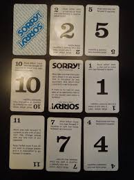 The Sorry Card Allows A Player To Replace An Opponents Pawn With One Of Their Own From Start Space Is Potentially Most Powerful