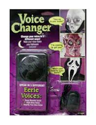 Halloween Scary Voice Changer by Halloween Costumes Scream Ghostface Costume