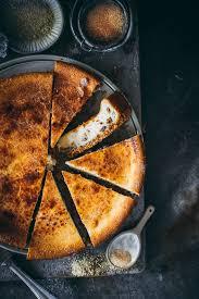 ricotta creme brulee cheesecake