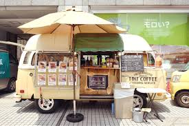 Food Trucks In Japan Are Super Kawaii, Like This Tiki-themed Coffee ... Froth Coffee And Tap Truck Citron Hy Coffee Truck Pvidero Fine Teas Coffees Food Petite Rouge Mobile Espresso Tea Bar Starbucks Is Bring Trucks To College Campuses China For Sale Snack Cart Jyb8 New To Town Small Aims Bring Baton A Better Lemma Dallas Roaming Hunger Vintage For Cversion Restoration Steel Cut Toronto Want Get Into The Food Business Heres What You Need 12 Of Johannesburgs Tasty Photos