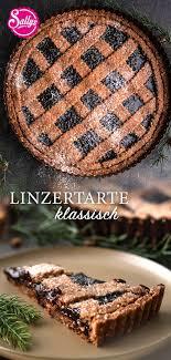 linzertorte klassisch linzer tarte linzertorte kuchen
