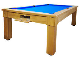 6ft 7ft And 8ft Solid Oak Pool Dining Table For Sale Handmade Delivery Mainland Uk Scotland