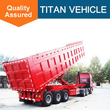 Titan Widely Used Side Dump Truck Trailer / Tri Axle Tipper Truck ... 2008 Nissan Titan Unveils Resigned 2017 With Gas V8 Coming Soon To Big Mack Makes Mdrive Hd Standard In Heavyhauler Truck News 2016 Xd Pro4x Diesel Review Longterm Verdict 2014 Overview Cargurus Widely Used Side Dump Trailer Tri Axle Tipper Truck Bound For Australia Car Carsguide Platinum Reserve Very Good Isnt Enough Cargo Ease Bed Slide Free Shipping Engine And Transmission Driver