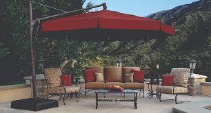 Treasure Garden Patio Umbrella Light by Umbrellas Shade Patios Plus Furniture