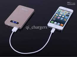 Hot Selling Portable Charger 4500mAh Mobile Power Bank U2