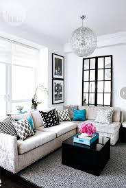 Black White Blue Living Room Ideas Unique Remodelaholic Decorating With 13 Ways To Use Dark