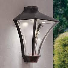 terrific with 10 varieties of outdoor up and wall lights
