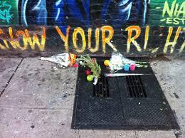 Joe Strummer Mural New York City by Ev Grieve Updated Remembering Joe Strummer