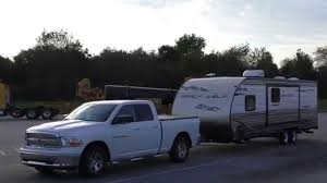 DODGE RAM 1500 WITH MY NEW CAMPER IOWA-FLORIDA - YouTube