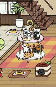 Sapphire And Jeeves Love Cafe Style