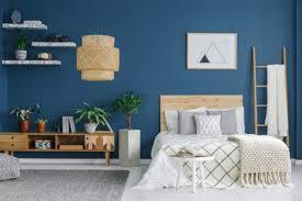 schlafzimmer blau streichen tipps tricks und kombinationen