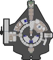 Starship Deck Plan Generator by The Shuttle Modified Gozanti Cruiser U0027top Down U0027 By Lord Malachi