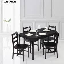 Cheap Kitchen Table Sets Uk by Online Get Cheap Wooden Dining Set Aliexpress Com Alibaba Group