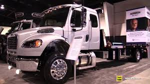 100 Truck World Orlando 2018 Freightliner M2 106 Conventional Chassis Exterior Interior