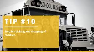 20 Safety Tips For School Bus Drivers | TrackSchoolBus - YouTube A Trainers Guide 5week Onboarding Coent Plan For Truck Drivers Safety Msages Hurricane Tips Truck Drivers Hauling Through Harvey For Tow Trustworthy Towing Driving Around Trucks Phoenix Personal Injury Law Winter Your Fleet Chevin Helpful Trying To Avoid Road Loading And Parking A Moving Forklift Trucking Quires Full Ccentration On The Road Stay Out Of Essential Create An Effective Driver Program