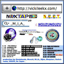 No Ceilings Mixtape Download by Free Download M I A Vicki Leekx Mixtape Pretty Much Amazing