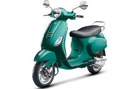 Vespa VXL 150 Green