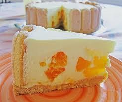 mandarinen philadelphia torte einfach nur lecker