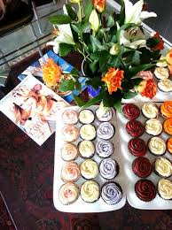 JAVA SPICE CAFE EMPORIUM CUPCAKES FOR AN OFFICE MORNING TEA